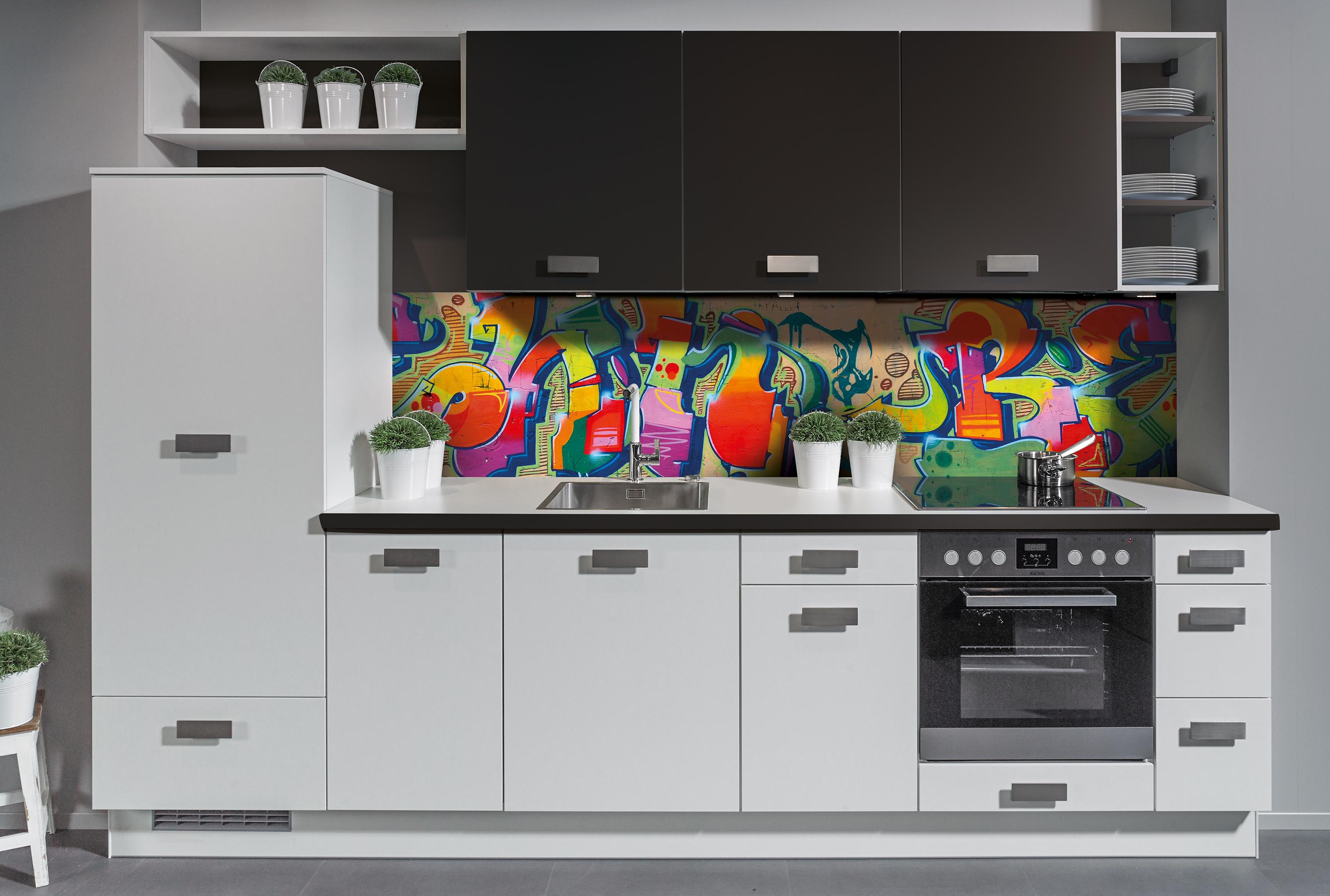 Wunderbar Küchen Brilon Dekoration Von Neuer Arbeitsplattenkante In Schwarz. Einen Eyecatcher Schafft