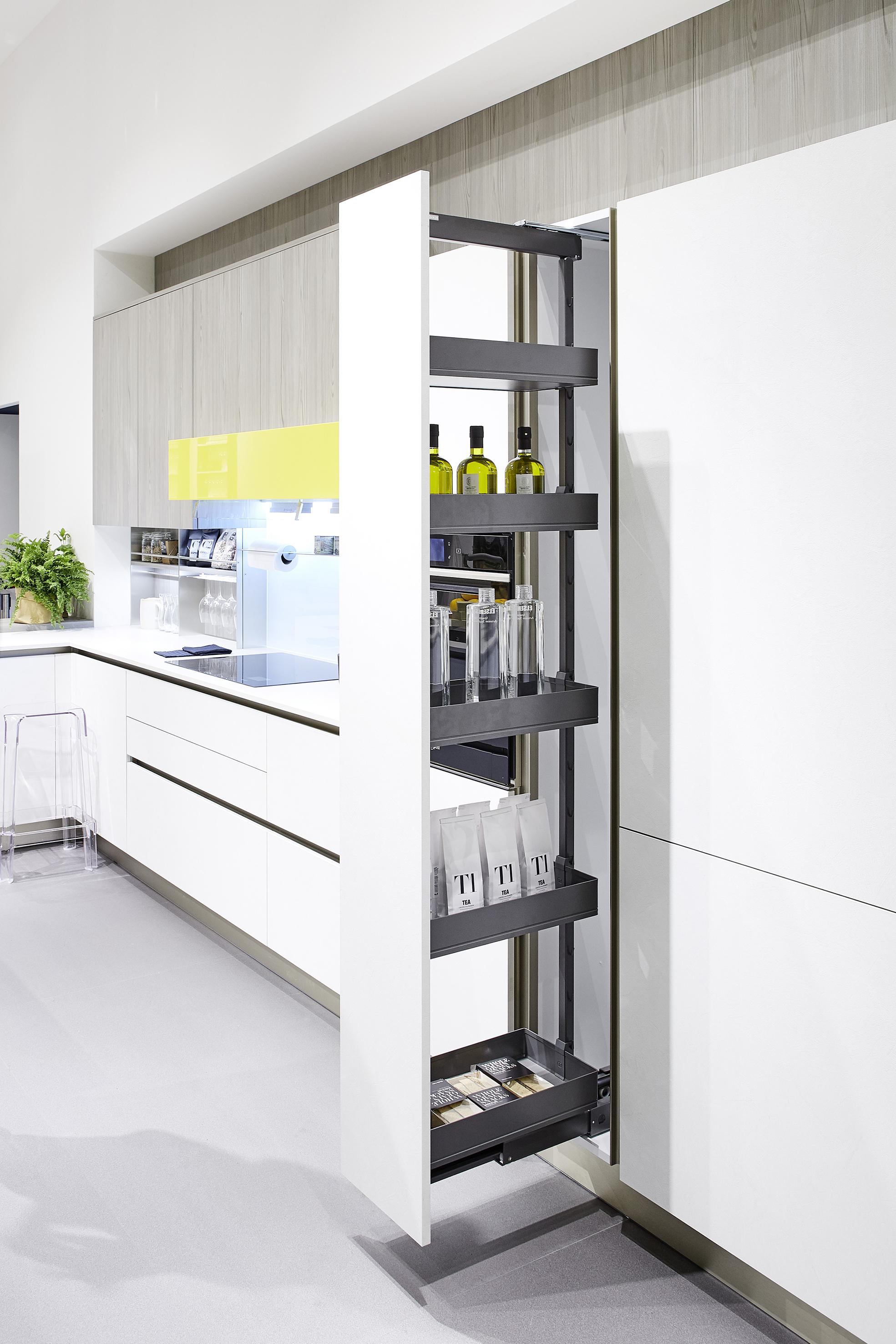 Nett Apothekerschrank Küche Nachrüsten Bilder >> 60 Cm ...